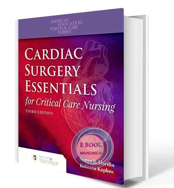 دانلود کتابCardiac Surgery Essentials for Critical Care Nursing 3rd 2019 (Original PDF)