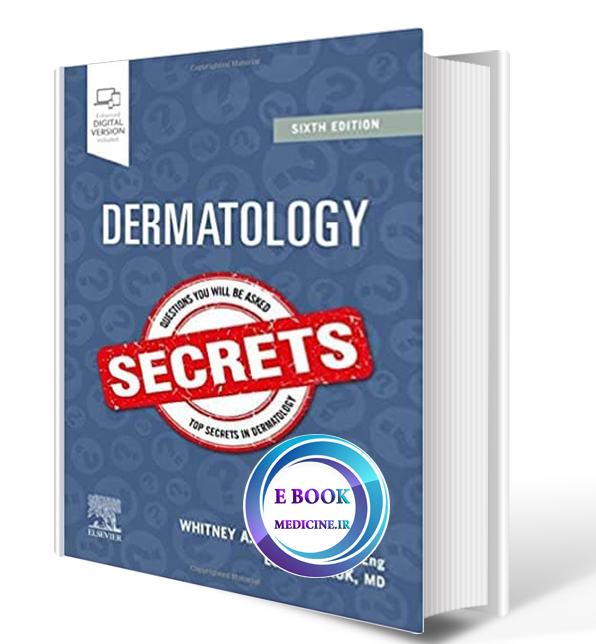 دانلود کتاب Dermatology Secrets 6th 2020 (ORIGINAL PDF)