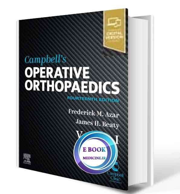دانلود کتابCampbell's Operative Orthopaedics, 4-Volume Set 14th 2021(ORIGINAL PDF)
