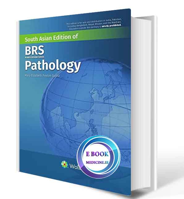 دانلود کتاب BRS Pathology (Board Review Series) 6th2020 (Original PDF)