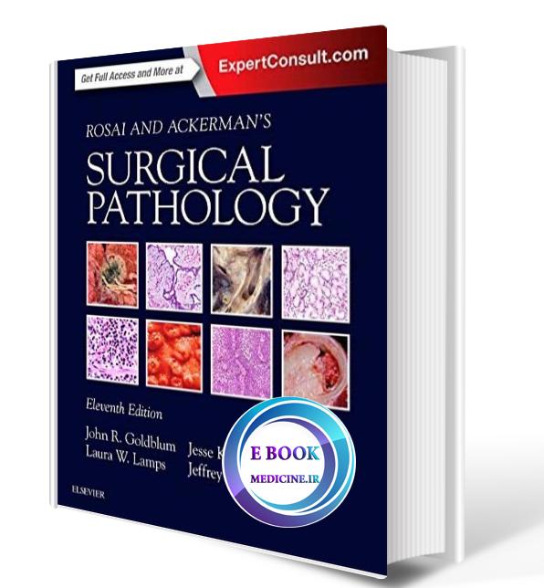 دانلود کتاب Rosai and Ackerman's Surgical Pathology2018( PDF)
