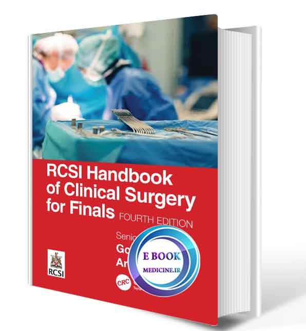 دانلود کتابRCSI Handbook of Clinical Surgery for Finals 4th2020(ORIGINAL PDF)