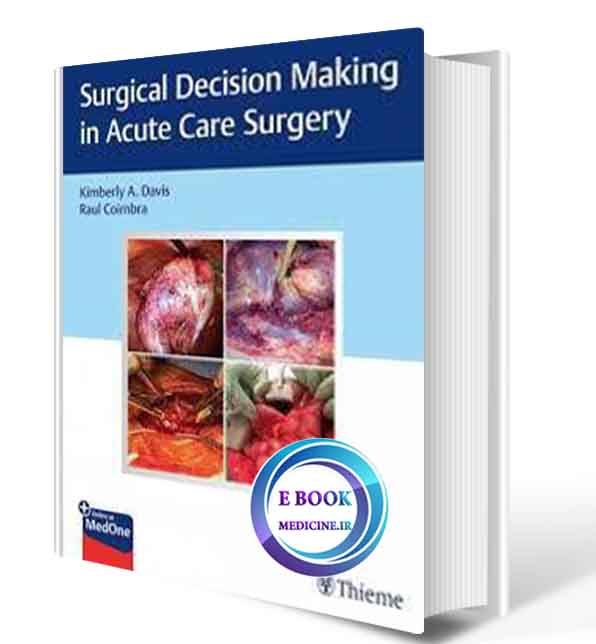 دانلود کتاب Surgical Decision Making in Acute Care Surgery 2020 (ORIGINAL PDF)