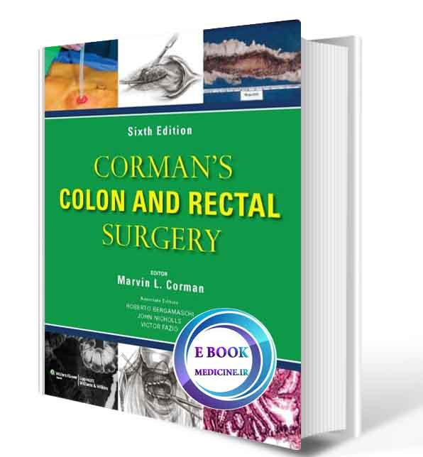 دانلود کتاب Corman's Colon and Rectal Surgery (Original PDF)