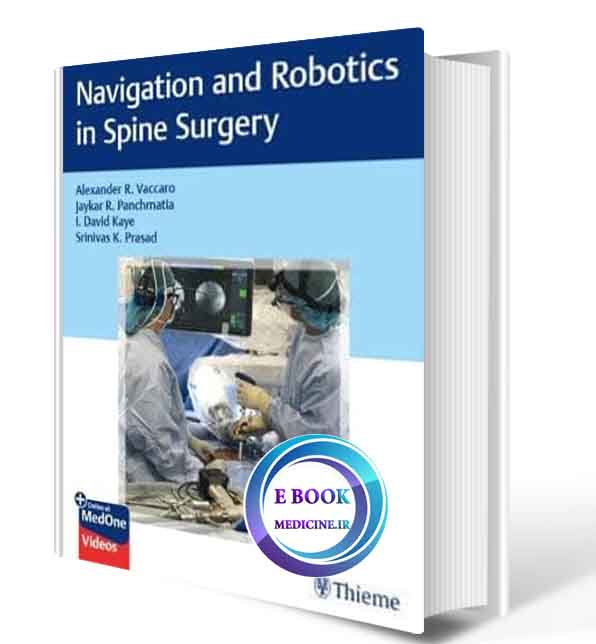 دانلود کتاب Navigation and Robotics in Spine Surgery2019( ORIGINAL PDF)