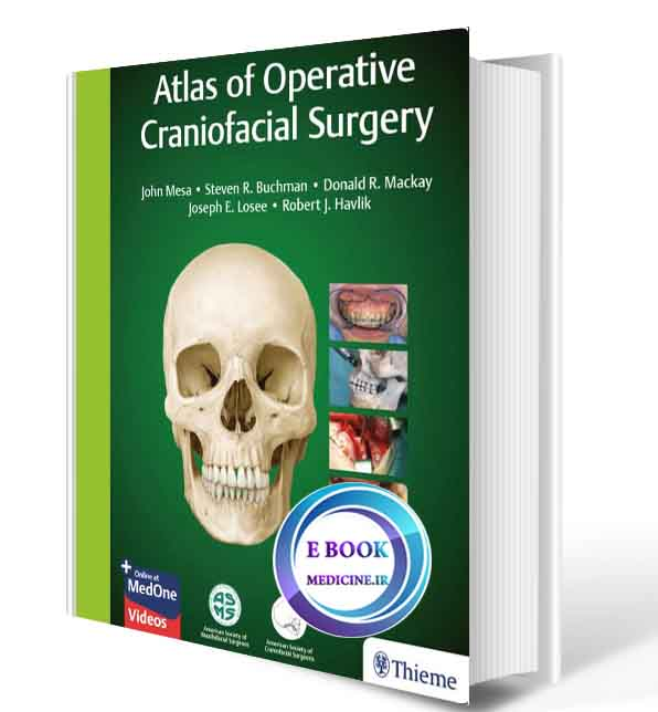 دانلود کتابAtlas of Operative Craniofacial Surgery 2019(ORIGINAL PDF)