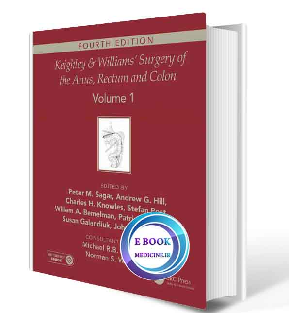 دانلود کتاب Keighley & Williams' Surgery of the Anus, Rectum and Colon,2019(ORIGINAL PDF)