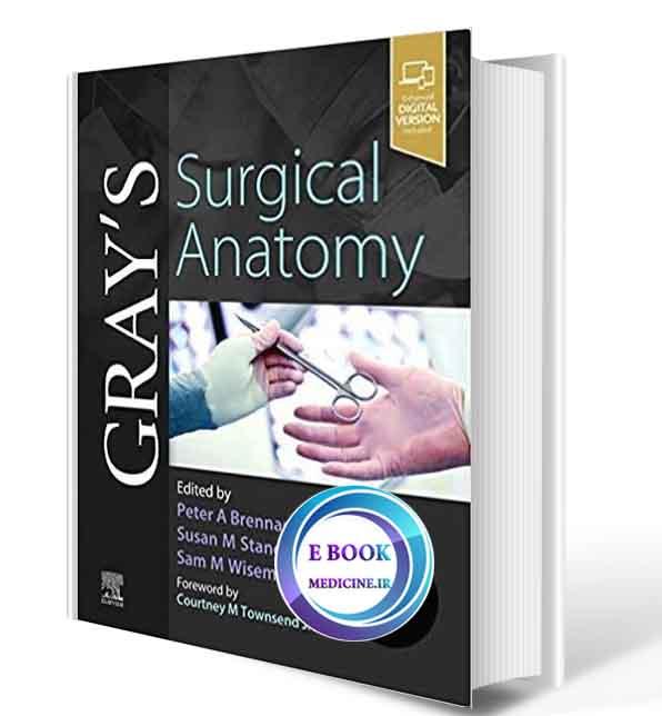 دانلود کتاب  Gray's Surgical Anatomy 2020( PDF)