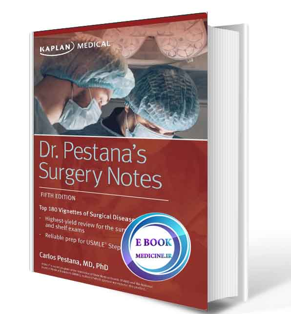 دانلود کتابDr.Pestana's Surgery Notes2020(ORIGINAL PDF)