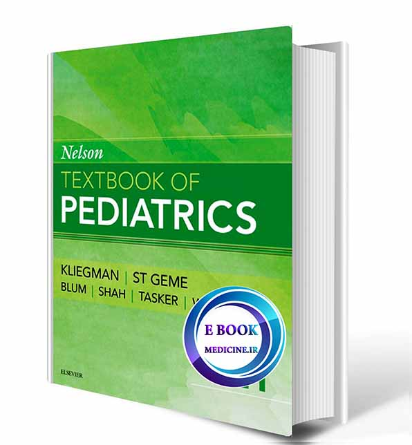 دانلود کتاب Nelson Textbook of Pediatrics 2020(  PDF)