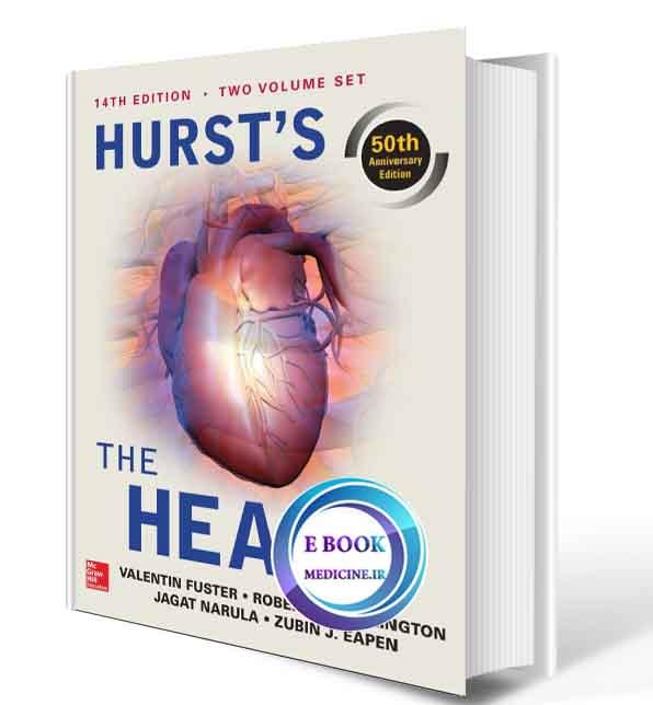 دانلود کتاب Hurst's the Heart2017(ORIGINAL PDF)