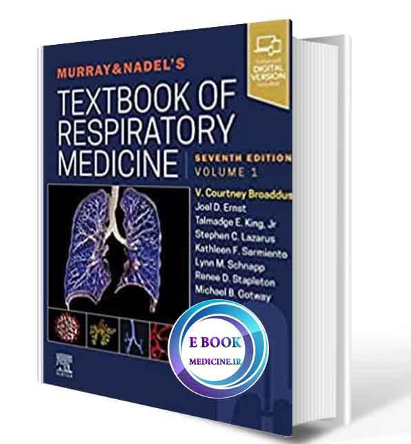 دانلود کتاب Murray & Nadel's Textbook of Respiratory Medicine 7th 2022  (ORIGINAL PDF)