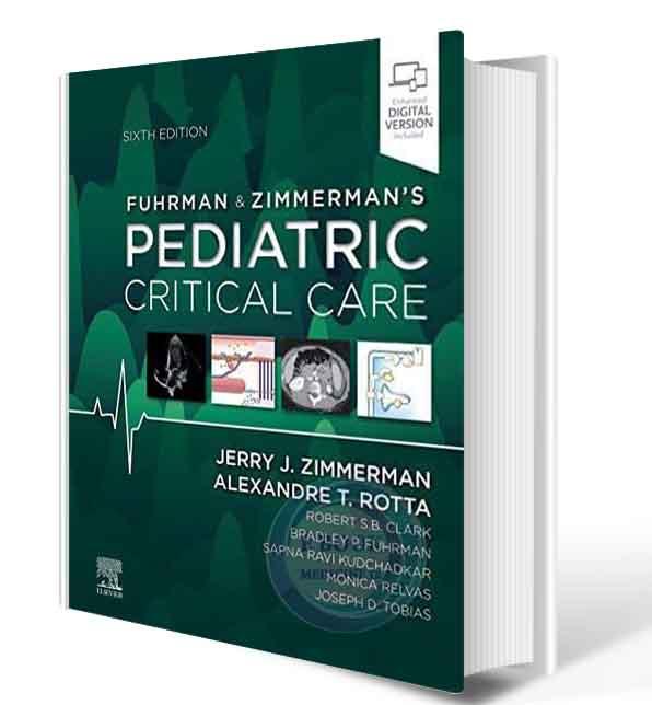دانلود کتابFuhrman & Zimmerman's Pediatric Critical Care 6th  2021 (Original PDF)