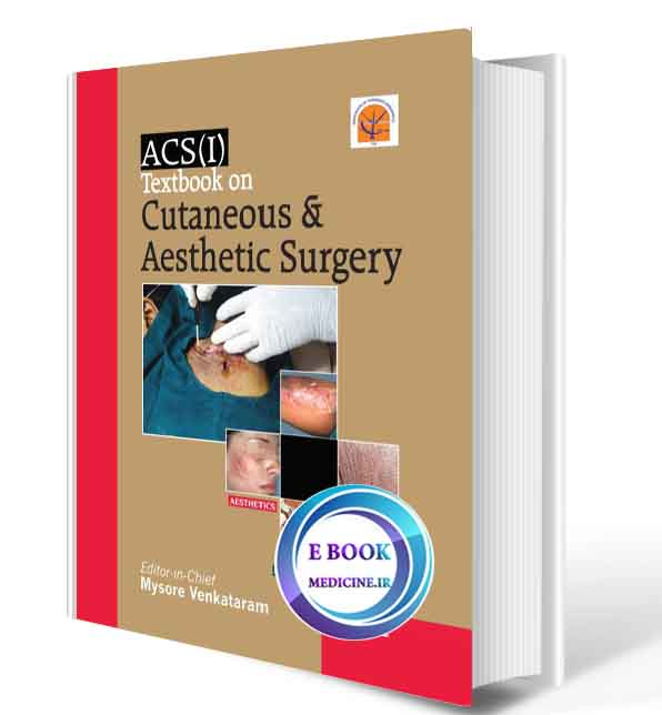 دانلود کتابACSI Textbook on Cutaneus and Aesthetic Surgery (ORIGINAL PDF)