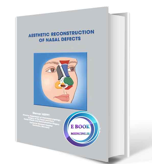 دانلود کتاب Asthetic Reconstruction of Nasal Defects ( ORIGINAL PDF)