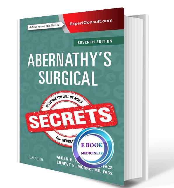 دانلود کتاب Abernathy's Surgical Secrets 2018 (PDF)